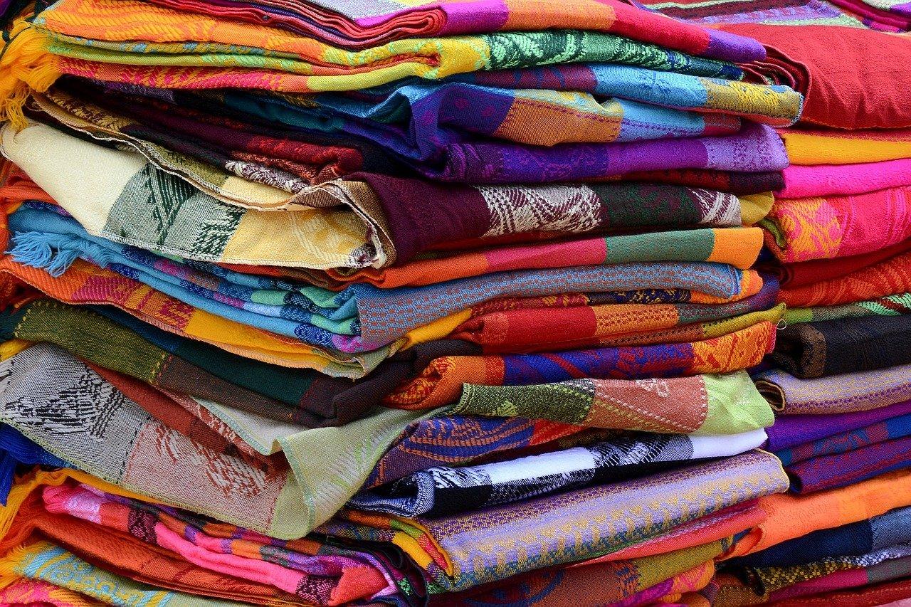 styles de tissu